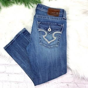 👖|•Big Star•| Remy Low-Rise Crop Jeans👖